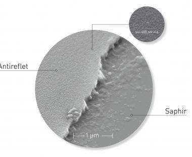 Le Nanomètre - Antireflex auf Saphir / EPISODE 2