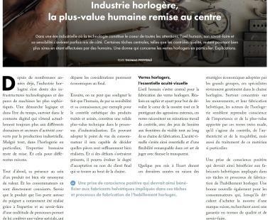 PRESS - FOCUS Industrie 2019