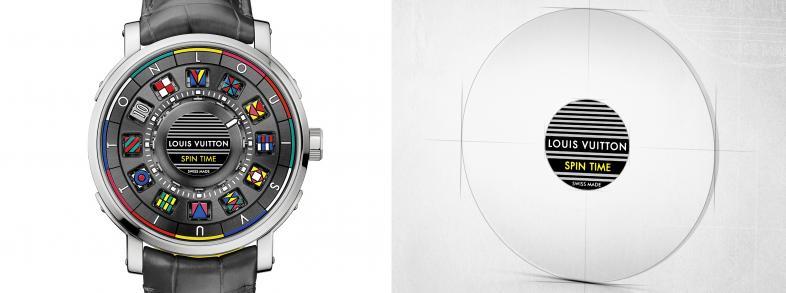 ECONORM Made - Verre de montre Louis Vuitton